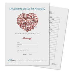 February – Love Accuracy?
