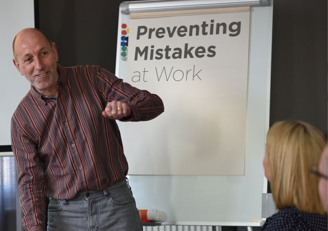 Preventing Mistakes at Work