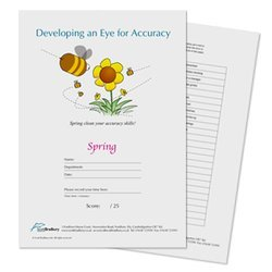 March – Accuracy Spring Clean!